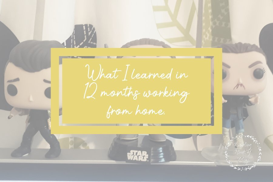 What I learned in 12 months working from home